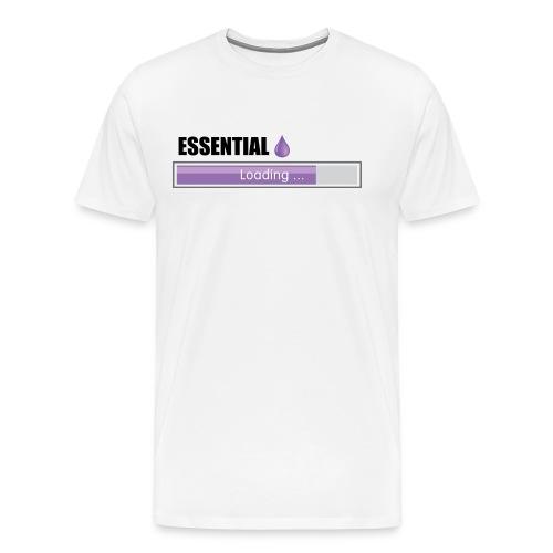 ESSENTIAL OIL - Men's Premium T-Shirt