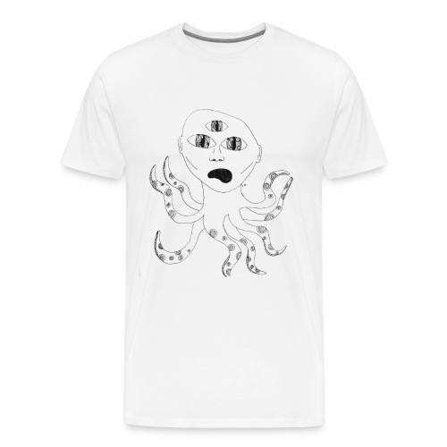 The Guardian - Men's Premium T-Shirt