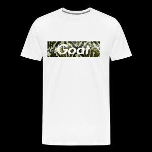 snake Goat bogo - Men's Premium T-Shirt