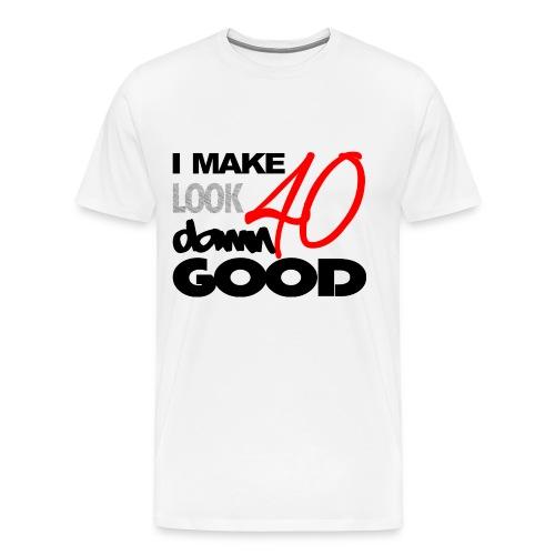 DAMN GOOD - Men's Premium T-Shirt