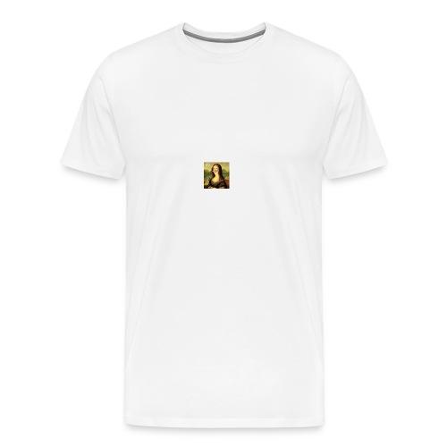 Mona Liderpa - Men's Premium T-Shirt
