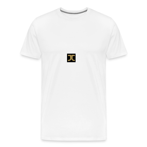Gold jc - Men's Premium T-Shirt