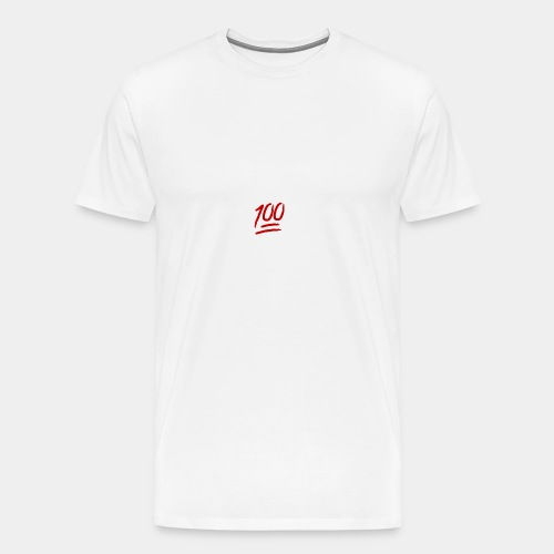 keep it 100 - Men's Premium T-Shirt