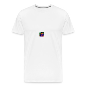 Isaac The Gamer - Men's Premium T-Shirt