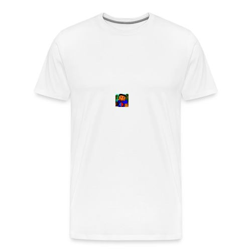 Isaac The Gamer - Men's Premium T-Shirt