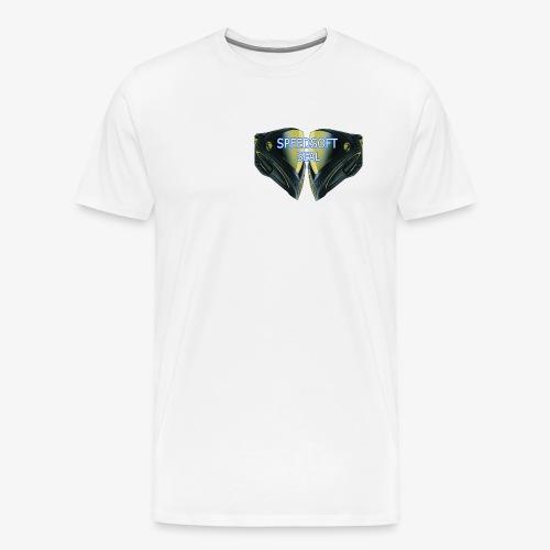 masked seal - Men's Premium T-Shirt