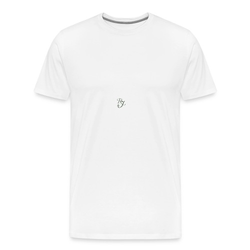 RJ logo homepage box - Men's Premium T-Shirt