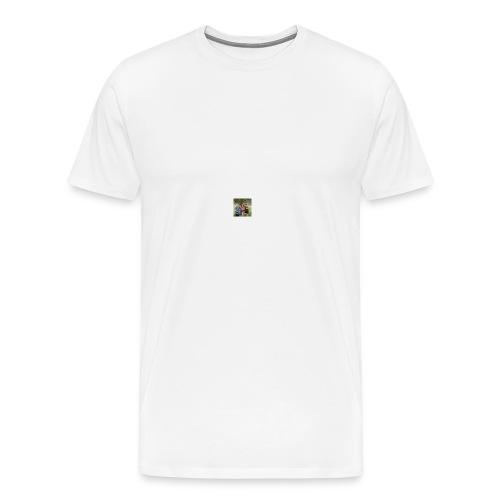 girlclub - Men's Premium T-Shirt