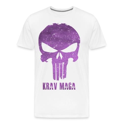 KRAV MAGA GEAR - PURPLE EDITION - Men's Premium T-Shirt