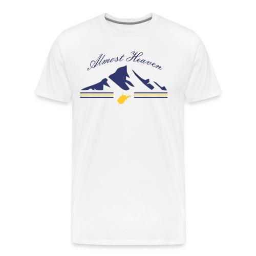 Almost Heaven - Men's Premium T-Shirt