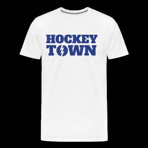 Hockey Town - Tampa, FL - Men's Premium T-Shirt