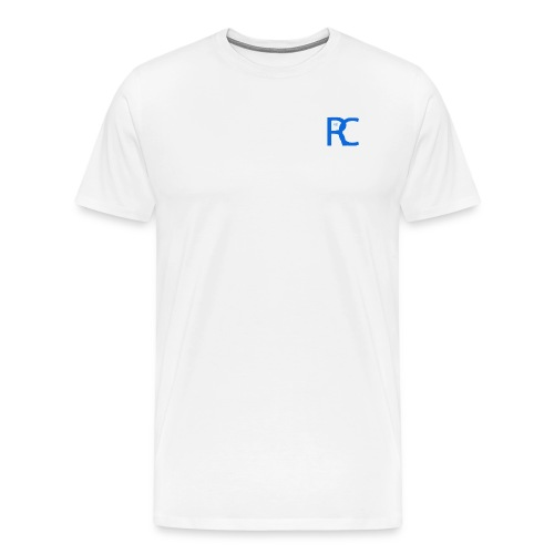 Blu REACH - Men's Premium T-Shirt