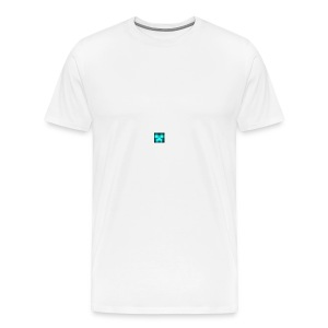 Its my channel logo - Men's Premium T-Shirt
