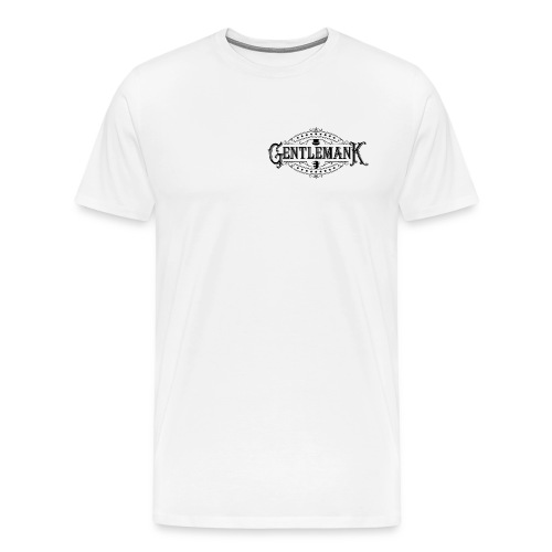 Gentleman K - Men's Premium T-Shirt