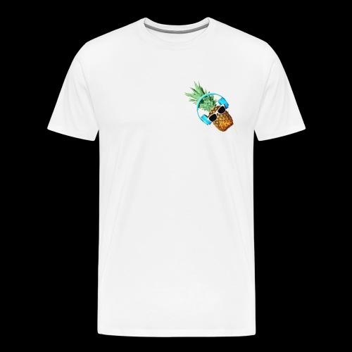 Pineapple Smuvi - Men's Premium T-Shirt