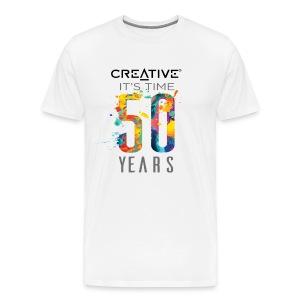 creative no limit - Men's Premium T-Shirt