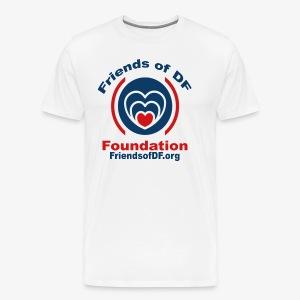 Friends of DF Foundation shirt - Men's Premium T-Shirt
