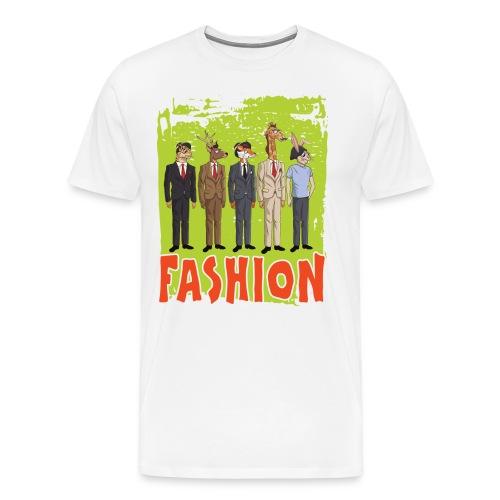 FASHION - Men's Premium T-Shirt