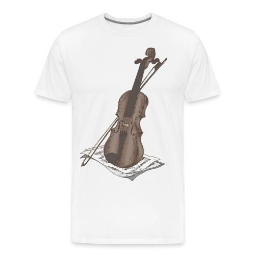 Violin Lovers - Men's Premium T-Shirt