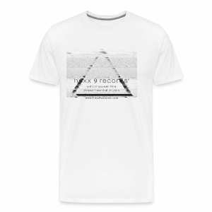 h9records glitchdesign 4 - Men's Premium T-Shirt