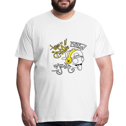 Music King - Men's Premium T-Shirt