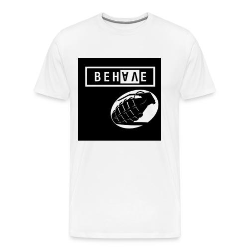 Bad Behavior Shadow - Men's Premium T-Shirt