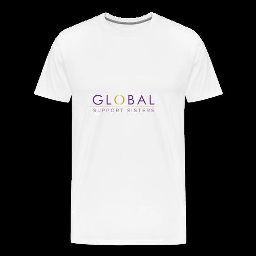 Global Support Sisters - Men's Premium T-Shirt
