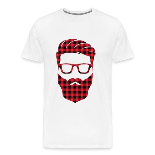 HIPSTER TILES - Men's Premium T-Shirt
