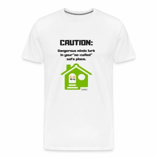 Dangerous minds - Men's Premium T-Shirt