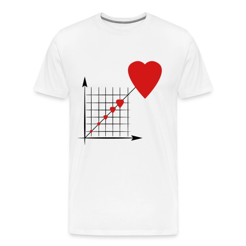 Love Diagram - Men's Premium T-Shirt