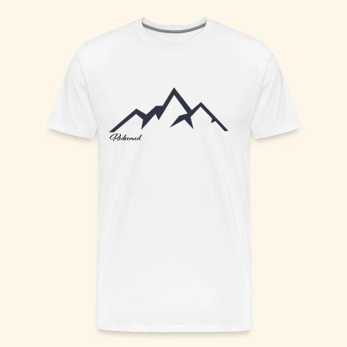 Redeemed - Men's Premium T-Shirt