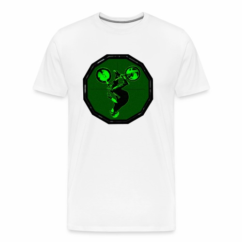 Night Flipping - Men's Premium T-Shirt