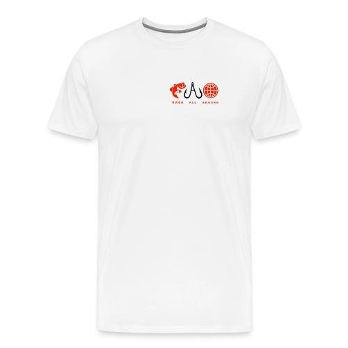 Bass All Around Logo Shirt - Men's Premium T-Shirt