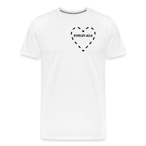 Error 404 - Men's Premium T-Shirt