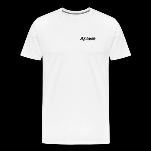 Zero Gravity - Men's Premium T-Shirt