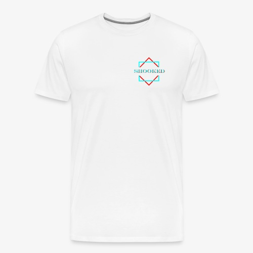 SHOOKED - Men's Premium T-Shirt