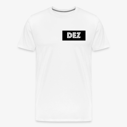 DeZ Boi - Men's Premium T-Shirt