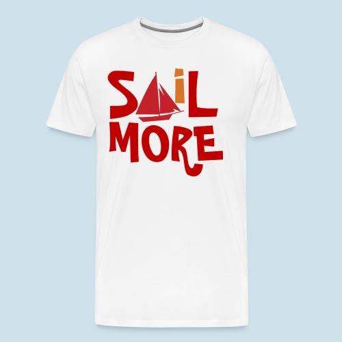 Sail More - Men's Premium T-Shirt