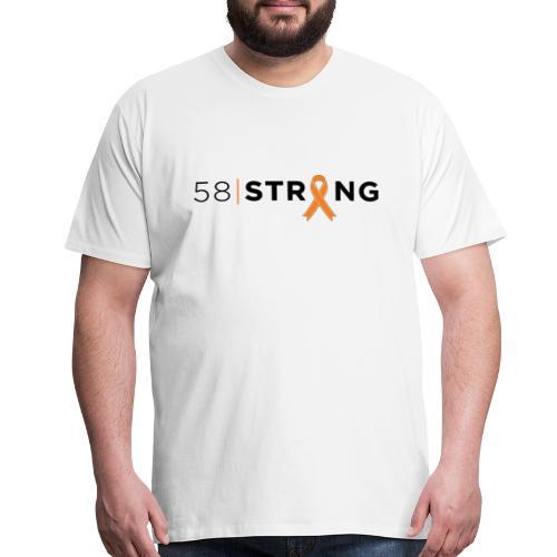 58 STRONG BLACK COLLECTION - Men's Premium T-Shirt