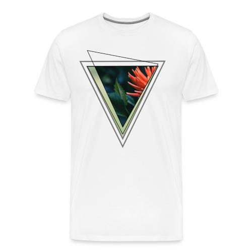 Green V - Men's Premium T-Shirt