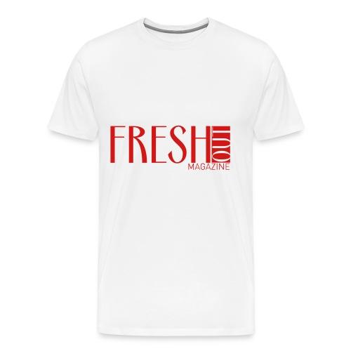 Fresh Out Magazine T-Shirt - Men's Premium T-Shirt