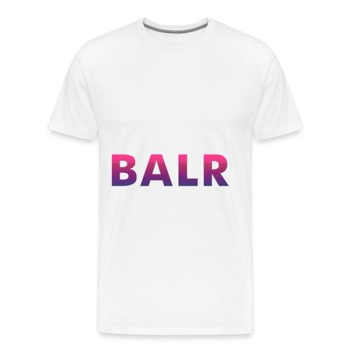 Clean Graphic Tee - Men's Premium T-Shirt