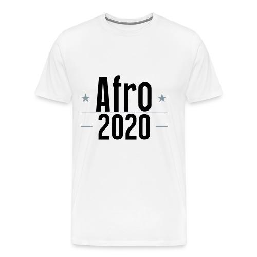 Afro 2020 - Men's Premium T-Shirt