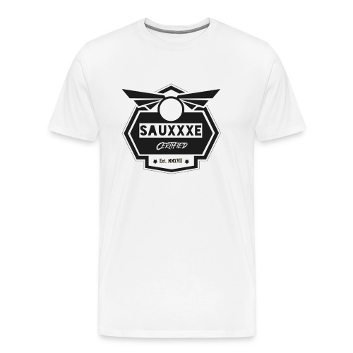 blacksauxe - Men's Premium T-Shirt