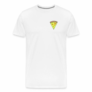 pizza icon - T-shirt premium pour hommes