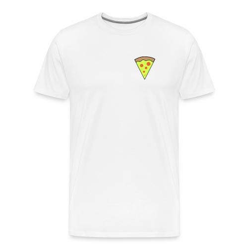 Pizza icon - Men's Premium T-Shirt