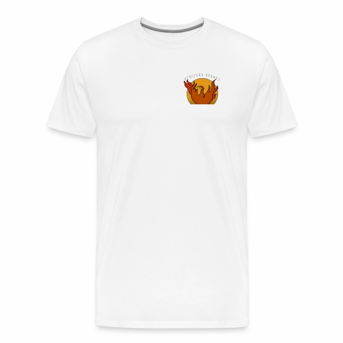 Mens Tee Phoenix Badge Rebound Official - Men's Premium T-Shirt