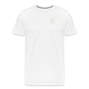 three little bunnies - Men's Premium T-Shirt