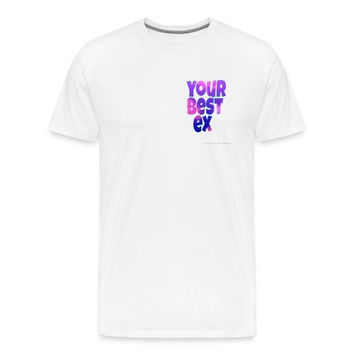 Your best ex - Men's Premium T-Shirt