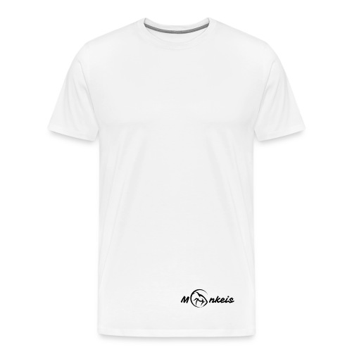 fitness black logo limited edition - Men's Premium T-Shirt